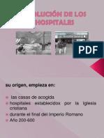 La Evolucion de Los Hospitales