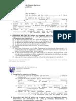 Evaluacion compens uniones químicas
