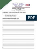 Research Exam 8 IIP