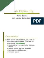 Introduccion a Oracle Express