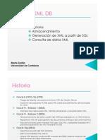 Oracle Xmd Db