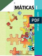 Libro Para El Maestro Telesecundario Mate1 Vol2 Ayudaparaelmaestro.blogspot.com