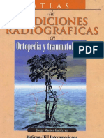 Atlas Mediciones Radiograficas Ortopedia Traumatologia Rinconmedico.net