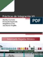 Praìcticas de Integracioìn VII EXPO ESPAÑA