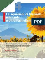 Onde Elettromagnetiche ed Equazioni di Maxwell