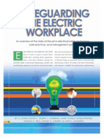 Safeguarding the Electrical Workplace