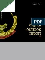 Razorfish 2009 Digital Outlook Report