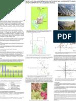 Inventario, Ordenación y Clasificación de la flora asociada a las cactáceas del Cuadrante Tolimán