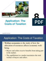 Chapter 7 Applications_the Cost of Taxation