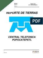 Check List Popocatepetl w