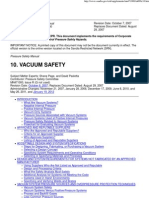 MN471000 - Chapter 10 - Vacuum Safety