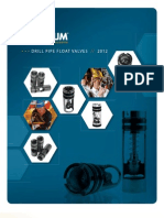 Drill Pipe Float Valve Catalog_Web