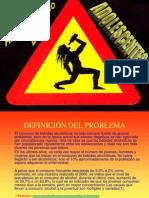 PRESENTACION ALCOHOLISMO