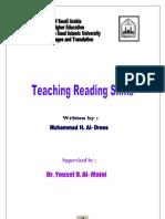 Teaching Reading Skills .