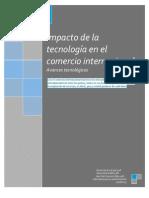 Impacto de la tecnología en el comercio internacional (Autoguardado)
