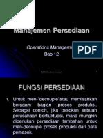 Manajemen-Persediaan