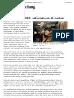 Leidenschaft an Der Drechselbank Badische Zeitung
