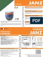 Janz C240_PT-Contador Da Luz