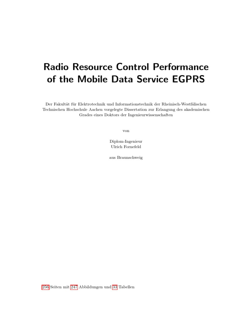GPRS EDGE | 3 G | General Packet Radio Service