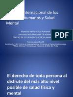 Derecho Humano a La Salud