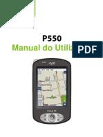P550 Manual Brazil