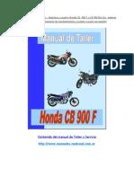 manualHondaCB900FyCB900BolDor