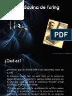 lamquinadeturingpresentaciiondeclase-101112003554-phpapp01