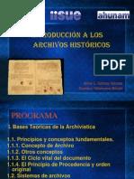 Archivist i CA