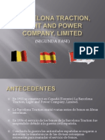 Caso Barcelona Traction%2c Light and Power Company%2c Limited