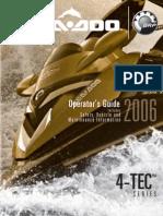 2006 RXP Manual