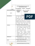SPO Pemasangan Gelang Identifikasi Pasien