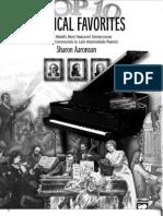 Top 10 Classical Favorites