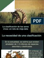 Filogenetica y especiación