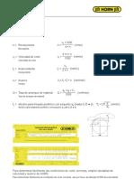 Formulas y Datos de Maquinado HORN