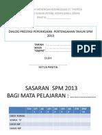 Doialog Prestasi Postmortem Pertengahan Tahun Spm 2013