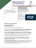 Nelson Mandela Birthday Wishes 081