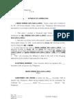 Affidavit of Correction of Name1