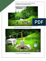 Manual Essential Oil Still -  Rainier Distillers
