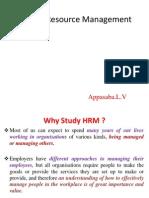 Appu HRM Intro