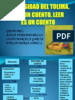 Diapositivas Sustentacion de Avances de Investigacion