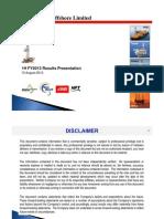 SBI Offshore 1HFY2013 Presentation