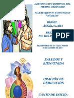Culto 04-08-13