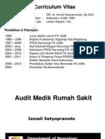 Menentukan Audit Medik - Febr. 2013