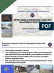 Dpwh Metro Manila Integrated Flood Risk Management Master Plan by Secretary Rogelio l. Singson