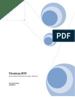 Tecnicas RTF Jose Garcia Ramos