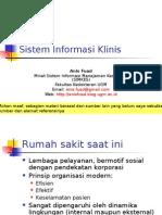 Sistem Informasi Klinis Scribd