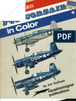 155641601 Squadron Signal 6503 Fighting Colors F4U Corsair