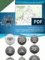 Bab 7.3 Perubahan Pentadbiran Di Sabah Dan Sarawak