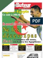 LE BUTEUR PDF du 07/06/2009