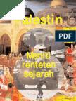 Palestin Meniti Rentetan Sejarah